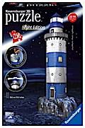 Leuchtturm bei Nacht (Puzzle)