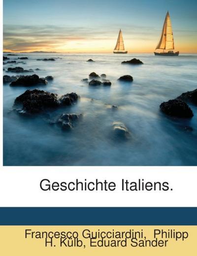 Geschichte Italiens.