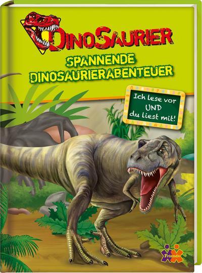 DinoSaurier –  Spannende Dinosaurierabenteuer