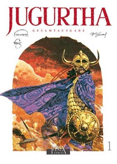 Jugurtha, Gesamtausgabe. Bd.1