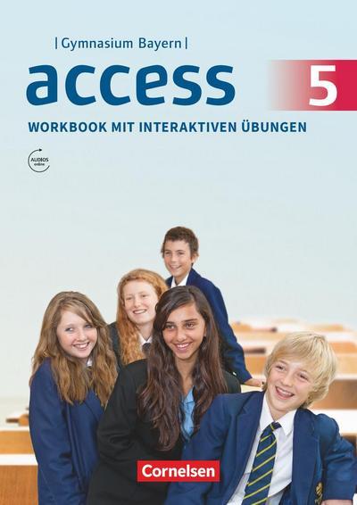 Access - Bayern 5. Jahrgangsstufe - Workbook mit interaktiven Übungen auf scook.de
