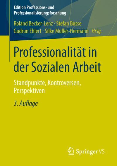 Professionalität in der Sozialen Arbeit
