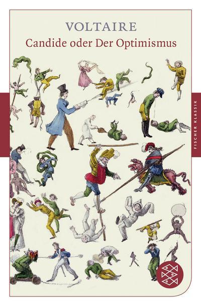 Candide oder Der Optimismus: Roman (Fischer Klassik)