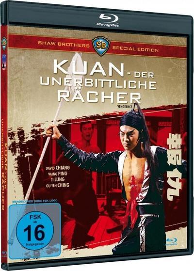 Kuan - Der unerbittliche Rächer - Shaw Brothers Classics