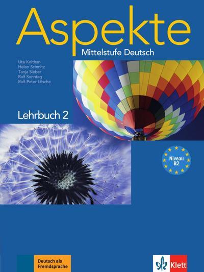 Aspekte 2 (B2) - Lehrbuch ohne DVD