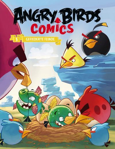 Angry Birds - Gefiederte Feinde (Comics)