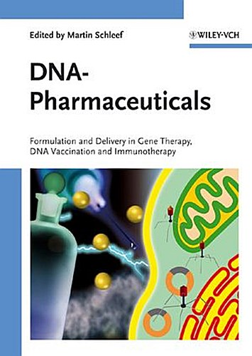 DNA-Pharmaceuticals, Martin Schleef