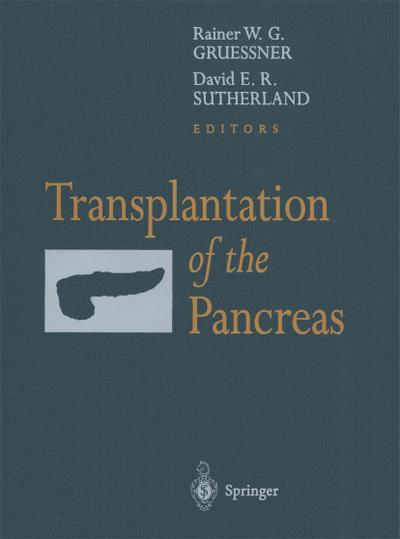 TRANSPLANTATION OF THE PANCREA