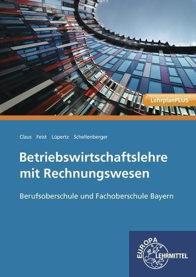 Betriebswirtschaftslehre mit Rechnungswesen. Bd.1