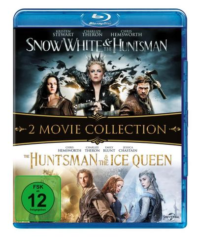 Snow White & the Huntsman & The Huntsman & the Ice Queen