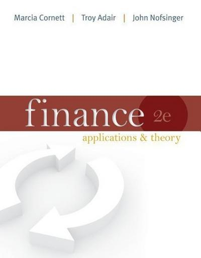 Finance: Applications & Theory [With Access Code]