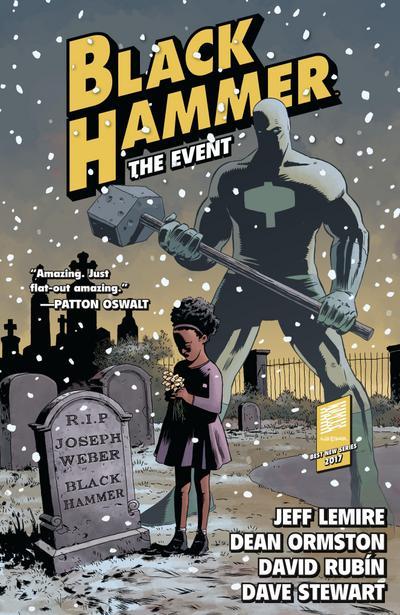 Black Hammer Vol. 2: The Event