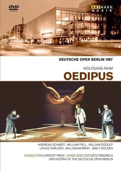 Oedipus, 1 DVD
