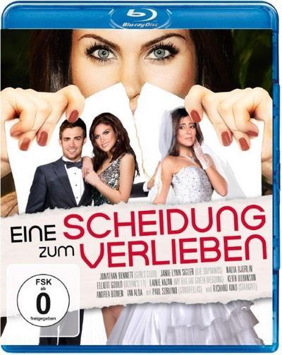 Eine Scheidung zum Verlieben [Blu-ray]