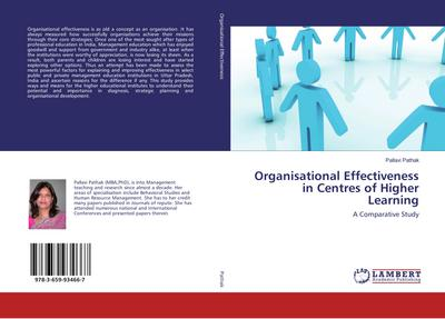 Organisational Effectiveness in Centres of Higher Learning