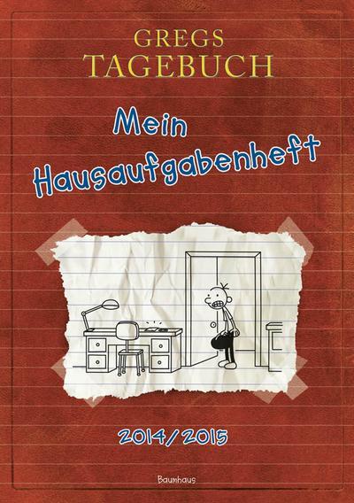 Gregs Tagebuch - Mein Hausaufgabenheft 2014/2015
