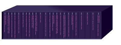 Gesamtausgabe in 24 Bänden: In Kassette (suhrkamp taschenbuch wissenschaft)