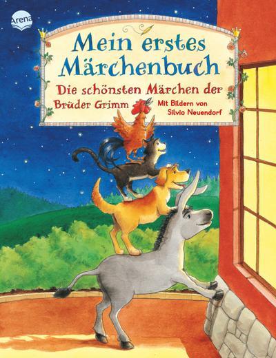 Mein erstes Märchenbuch