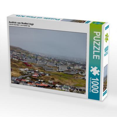 Ausblick vom Stadtteil Argir (Puzzle)
