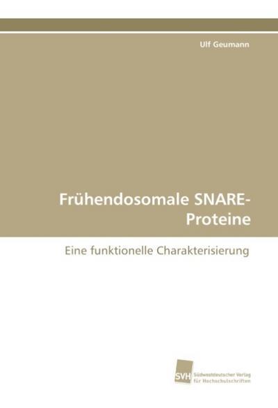 Frühendosomale SNARE-Proteine