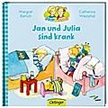 Jan und Julia krank