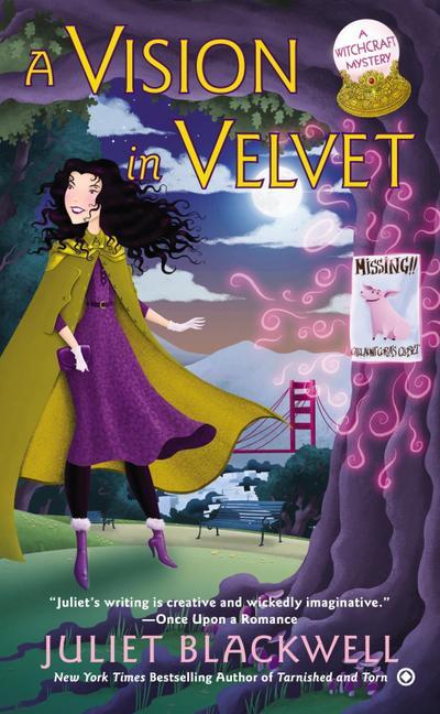 A Vision in Velvet