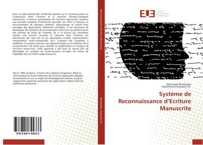 Système de Reconnaissance d'Ecriture Manuscrite