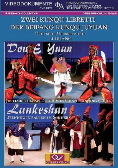 Zwei Kunqu-Libretti der Beifang Kunqu