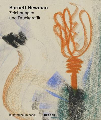 Barnett Newman: Zeichnungen und Druckgrafik