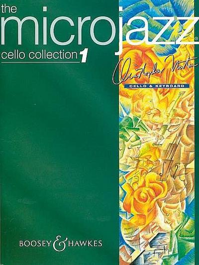 The Microjazz Cello Collection vol.1easy pieces for cello and piano
