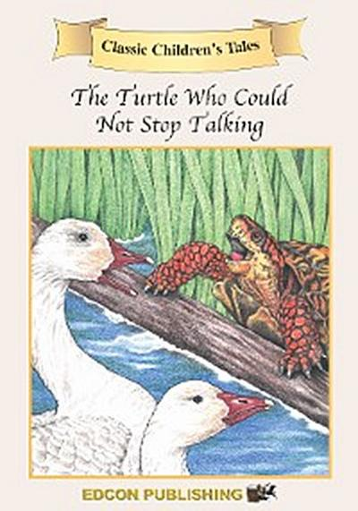 The Turtle Who Couldn't Stop Talking