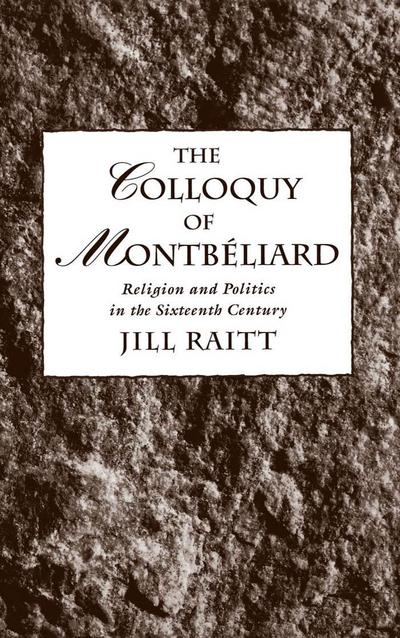 The Colloquy of Montbéliard