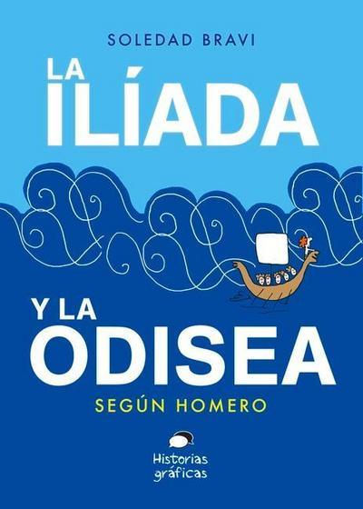 La Ilíada Y La Odisea: Según Homero