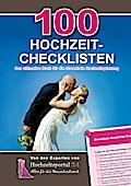 100 Hochzeit-Checklisten