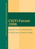 CIUTI-Forum 2006
