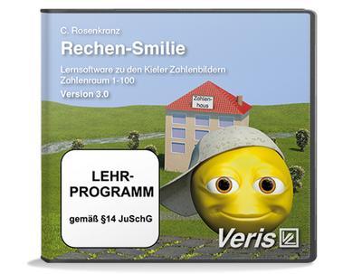 Kieler Zahlenbilder Rechen-Smilie 3.0, USB-Stick