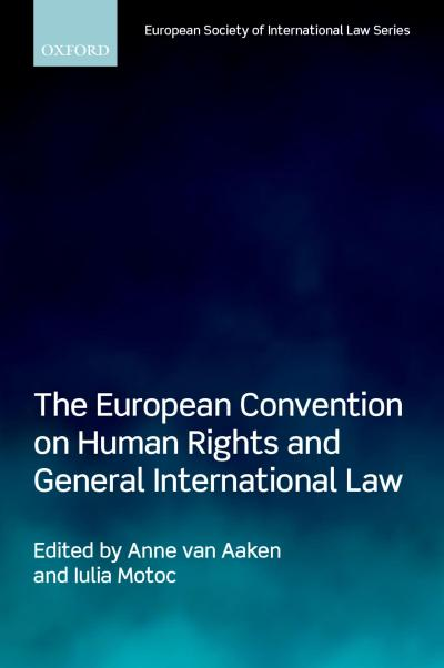 The European Convention on Human Rights and General International Law
