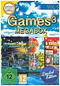 Games3 MegaBox Vol. 1, 3 CD-ROMs (Limited Edition)