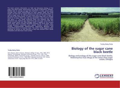 Biology of the sugar cane black beetle