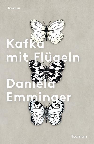 Kafka mit Flügeln; Roman; Deutsch