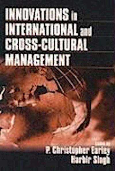 Innovations in International and Cross-Cultural Management