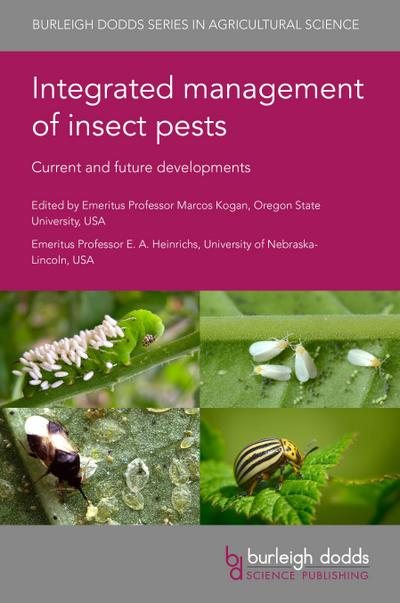 Integrated management of insect pests: Current and future developments