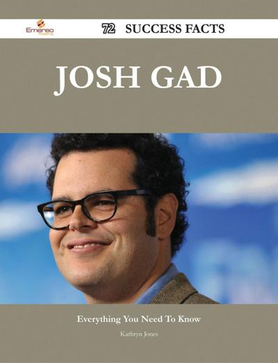 Josh Gad 72 Success Facts - Everything you need to know about Josh Gad