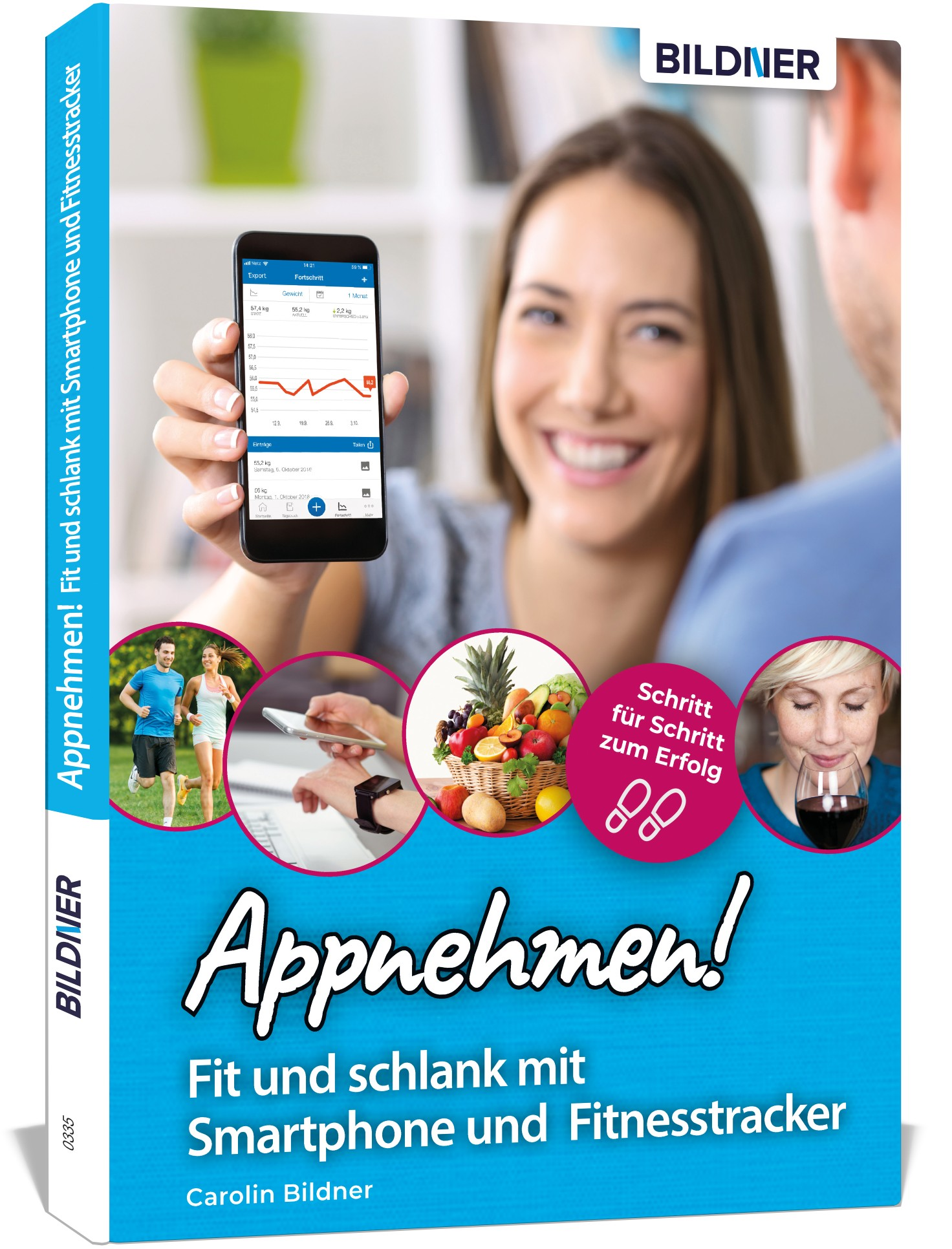NEU Appnehmen! Fit und schlank mit Smartphone & Fitnesstracker Caroli... 803148