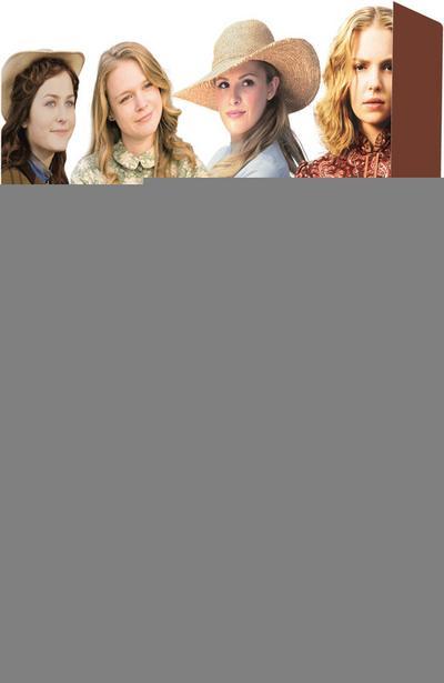Die große Janette Oke-Spielfilmreihe, 10 DVD