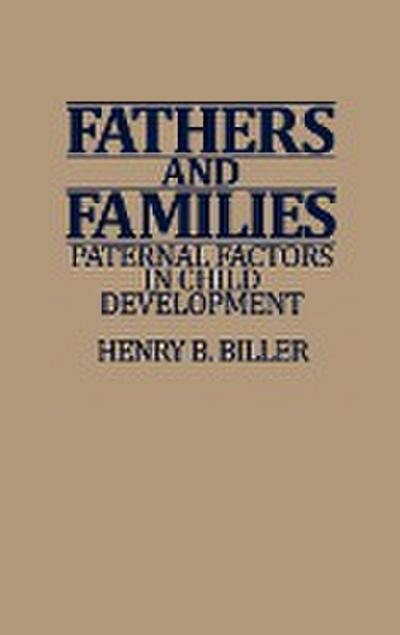 Fathers and Families
