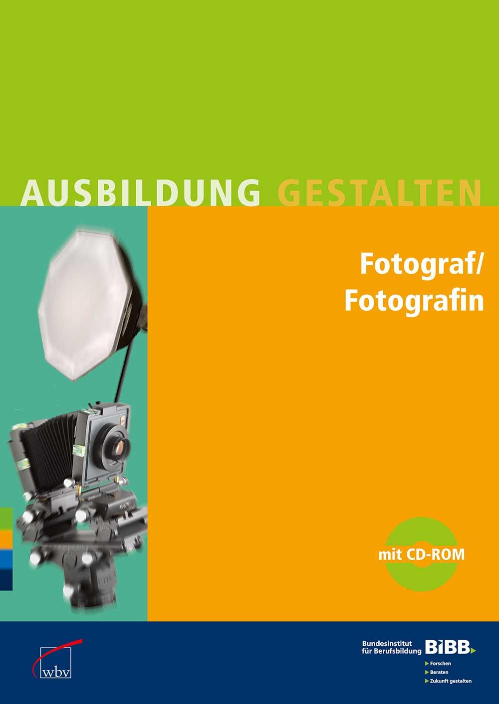 NEU Fotograf/Fotografin Bundesinstitut für Berufsbildung (BIBB) 942251