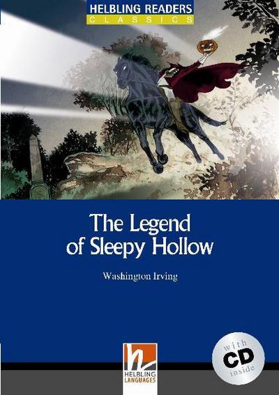 The Legend of Sleepy Hollow, mit 1 Audio-CD. Level 4 (A2/ B1)