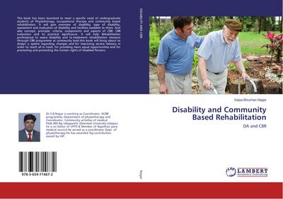 Disability and Community Based Rehabilitation