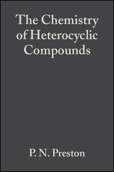 Benzimidazoles and Cogeneric Tricyclic Compounds, Part 1, Volume 40